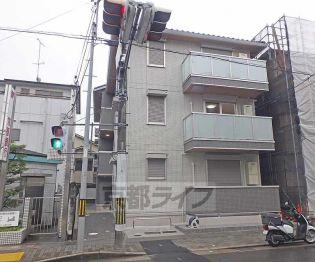 京都府京都市北区大宮北椿原町の賃貸アパート