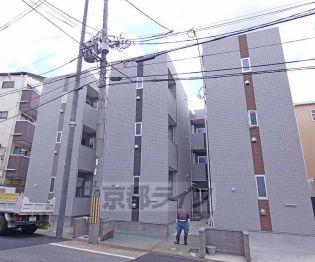 京都府京都市伏見区鳥羽町の賃貸アパート