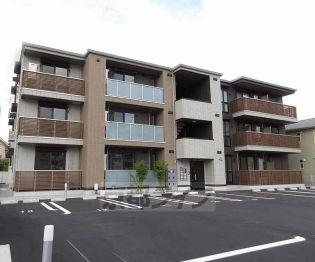 滋賀県大津市大萱4丁目の賃貸アパート