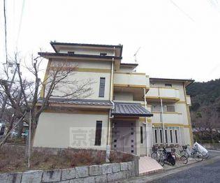 京都府京都市山科区安朱馬場ノ東町の賃貸マンション
