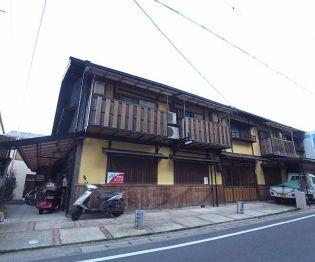 京都府京都市山科区日ノ岡坂脇町の賃貸アパート