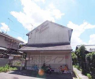 京都府京都市左京区上高野鷺町の賃貸アパート