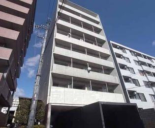 京都府京都市右京区西院六反田町の賃貸マンション