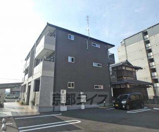 京都府亀岡市篠町馬堀駅前2丁目の賃貸アパートの画像