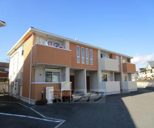 京都府南丹市園部町木崎町土手下の賃貸アパートの画像