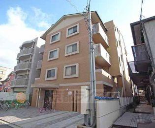 京都府京都市伏見区深草西浦町8丁目の賃貸マンション