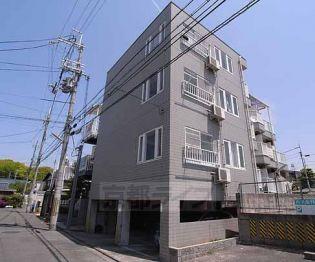 京都府京都市伏見区深草西飯食町の賃貸マンション