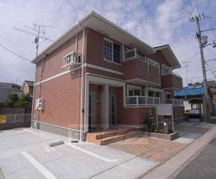 京都府京都市伏見区下鳥羽西柳長町の賃貸アパート