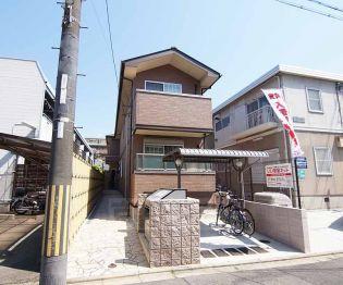 京都府京都市伏見区堀詰町の賃貸アパート