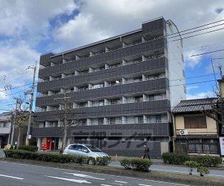 京都府京都市中京区西ノ京中保町の賃貸マンション