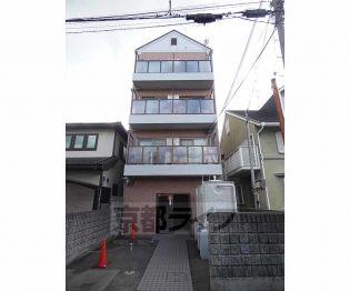 メゾン悠 4階の賃貸【京都府 / 京都市上京区】