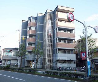 京都府京都市上京区一条通天神道西入西町の賃貸マンション