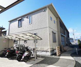 京都府久世郡久御山町田井東荒見の賃貸アパートの画像