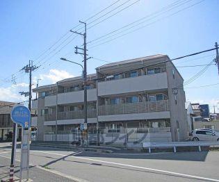 京都府京都市西京区下津林南中島町の賃貸アパートの外観