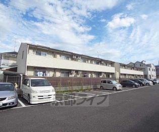 京都府向日市上植野町十ケ坪の賃貸アパートの画像