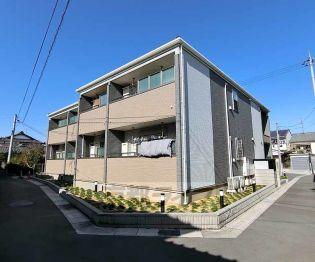 京都府向日市上植野町南小路の賃貸アパートの外観
