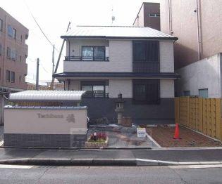 京都府京都市中京区壬生上大竹町の賃貸アパートの外観