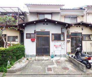 京都府京都市右京区西京極西川町の賃貸テラスハウスの画像
