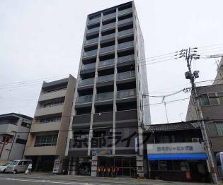 京都府京都市中京区西ノ京小堀町の賃貸マンション