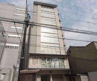 京都府京都市下京区堺町通四条下る小石町の賃貸マンションの外観