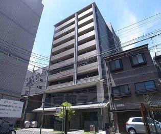 京都府京都市中京区油小路通四条上る藤本町の賃貸マンション