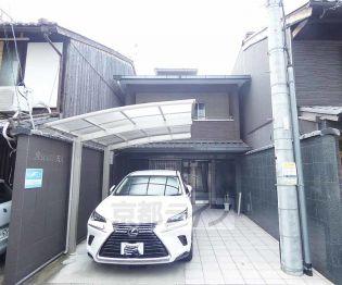 京都府京都市下京区富田町の賃貸マンションの外観