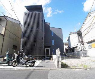 京都府京都市南区西九条藤ノ木町の賃貸マンション