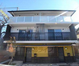 京都府京都市東山区川端通正面下る上堀詰町の賃貸マンションの外観