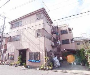 コーポジン 2階の賃貸【京都府 / 京都市左京区】