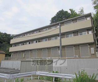 滋賀県大津市富士見台の賃貸アパート