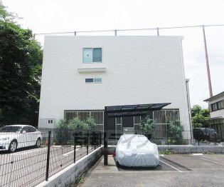 滋賀県大津市相模町の賃貸アパート