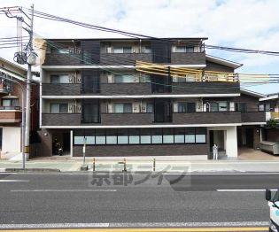 京都府京都市伏見区桃山水野左近東町の賃貸マンション