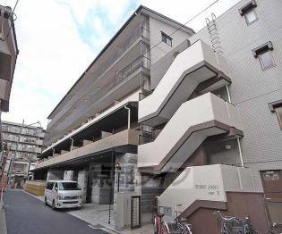 京都府京都市伏見区東柳町の賃貸マンション
