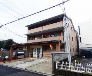 京都府京都市伏見区銀座町4丁目の賃貸マンション