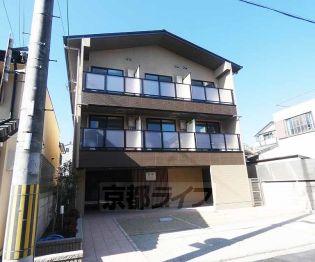京都府京都市伏見区問屋町の賃貸マンション