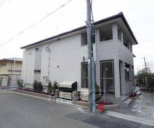 京都府京都市伏見区桃山羽柴長吉中町の賃貸アパートの画像