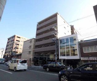 リーガル京都二条城北[701号室]の外観