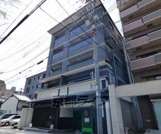 京都府京都市中京区柳馬場通二条上る六丁目の賃貸マンションの外観