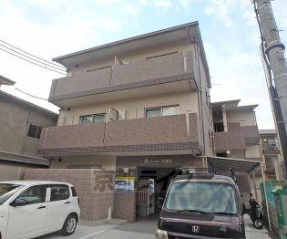 京都府京都市西京区下津林大般若町の賃貸マンションの画像