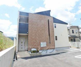京都府亀岡市篠町野条馬場の賃貸アパート