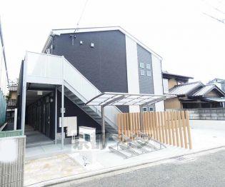 京都府京都市南区上鳥羽北島田町の賃貸アパートの画像