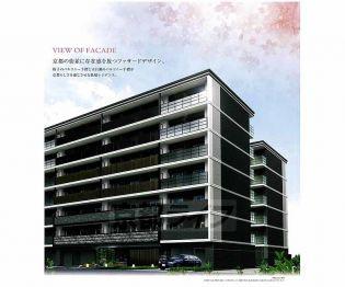 京都府京都市南区東九条西河辺町の賃貸マンションの画像