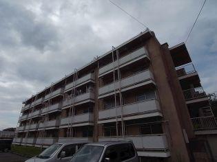 ビレッジハウス鈴蘭台4号棟[2階]の外観