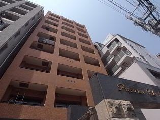プレサンス神戸三宮[407号室]の外観