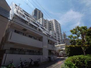 ライオンズマンション新神戸[5階]の外観