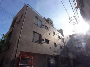 第三マス一ビル[3階]の外観
