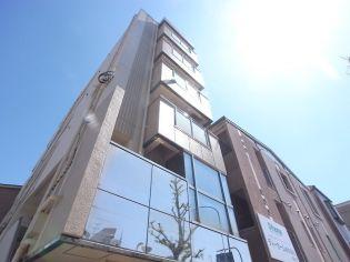 兵庫県神戸市中央区楠町3丁目の賃貸マンションの外観