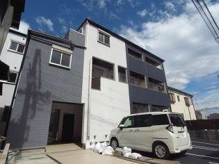 兵庫県神戸市灘区赤坂通3丁目の賃貸アパート
