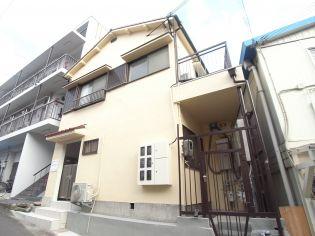 プチコーポ灘コースト 2階の賃貸【兵庫県 / 神戸市灘区】