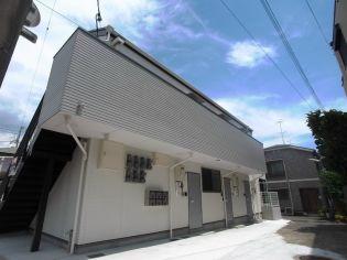 ラグーナ広町 2階の賃貸【兵庫県 / 神戸市長田区】